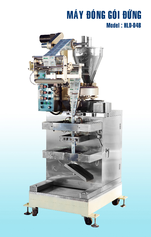 MAY DONG GOI - HE THONG MAY DONG GOI-Vertical packaging machines -  HLD 04B