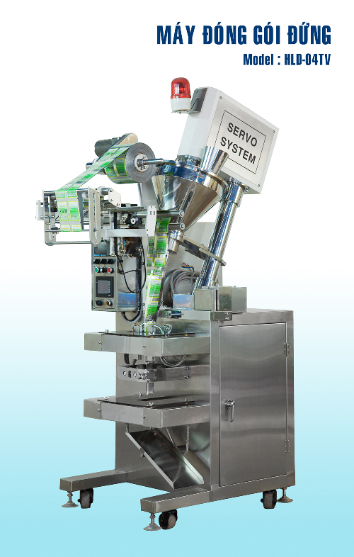 MAY DONG GOI - HE THONG MAY DONG GOI-Vertical packaging machines - HLD 04TV